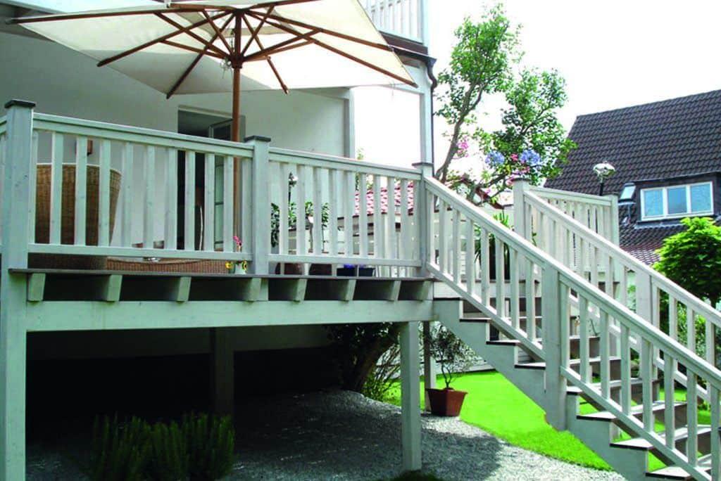 Terrassen und Balkone Referenzen