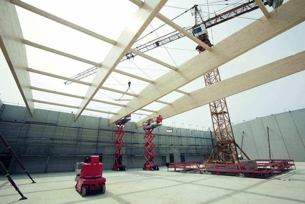 Referenzen Holzkonstruktionen