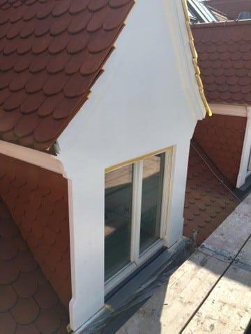 Aktuelles Projekt in Bad Homburg: Sanierung von Gauben